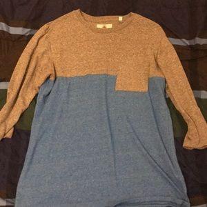 Pacsun 3/4 sleeve tshirt